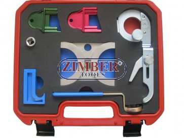 Engine Timing Tool Set V6 GM,OPEL, SAAB 3.0L and 3.2L-ZIMBER-TOOLS.