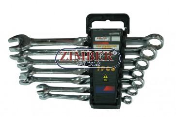7PC New Combination Wrench - ZT-04645