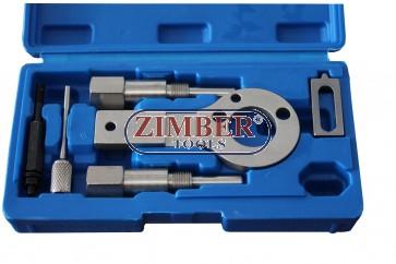 VAUXHALL ASTRA VECTRA C & ZAFIRA 1.9 CDTi DIESEL ENGINE SETTING & LOCKING TOOL KIT, ZT-04806 - SMANN TOOLS