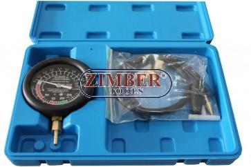Professional Vacuum & Fuel Tester, ZK-341