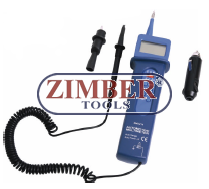 Autorange multimeter digital - (ZT-04598) - SMANN TOOLS.