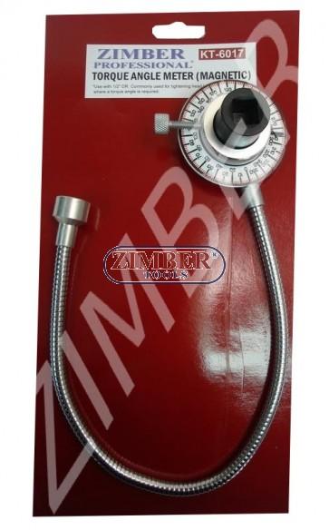 Torque angle meter (magnetic)1/2 - ZIMBER