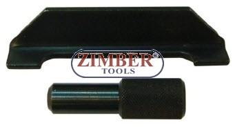 Diesel Engine Camshaft Locking Tools VGA, FORD, VOLVO - ZIMBER