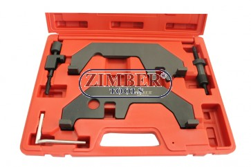 for BMW INPUT / OUTPUT Camshaft Alignment Tool Set N62 / N73 - ZIMBER-TOOLS