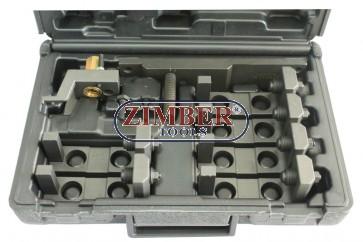 BMW(N51/N52) Bearing Strip Fixture Tool Set , ZR-36ETTSB58 - ZIMBER TOOLS.