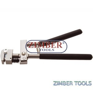 Edge Setter Pliers for Metal Sheets up to 5 mm- ZR-36PT05- ZIMBER-TOOLS.