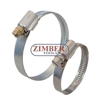 HOSE CLAMP 70-90mm - ZIMBER