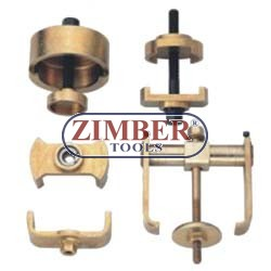FRONT AND REAR SUSPENSION BUSH EXTRACTOR AND INSTALLER - ZIMBER
