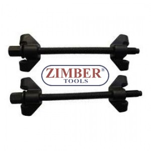 Coil Spring Compressors  270mm -  ZR-36SCCO7 - ZIMBER TOOLS