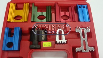 8Pcs Timing Locking Tool Kit VAUXHALL, OPEL, ASSB, ROVER, XSARA, ISUZU - ZIMBER-TOOLS.