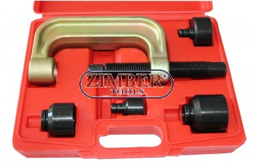 BENZ 220/211/230 BALL JOINT ASSEMBLY AND DISASSEMBLY TOOL, ZT-05239 - SMANN TOOLS