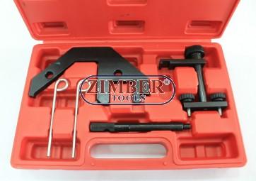 Engine Camshaft Alignment Timing Locking Tool BMW 2.0 3.0 Diesel M47 M57 (ZT-04172) - SMANN TOOLS.