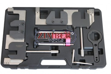 BMW N63/S63 4.4L V8 Camshaft Alignment Tool Set - ZR-36ETTSB72 - ZIMBER TOOLS