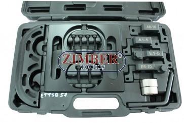BMW S85 Camshaft Alignment Tool Kit (E60/M5, E63/M6) ZR-36ETTSB57 - ZIMBER TOOLS.