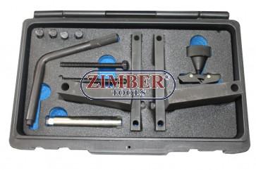 Timing Tool Set BMW (S65), ZR-36ETTSB66 - ZIMBER TOOLS