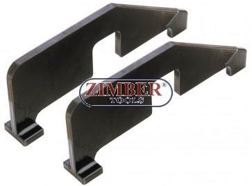 Camshaft locking tools - Ford 4.6L 2V, 5.4L and 6.8L V-8.ZR-36CPT01 -ZIMBER TOOLS