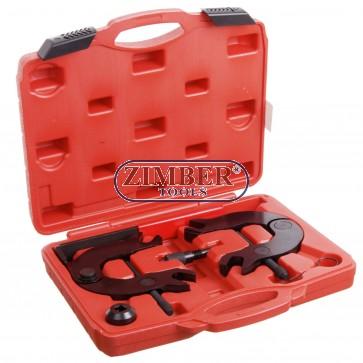 Camshaft Alignment Tools Kit AUDI A4 - A6 3.0 V6 5V - ZT-04531 - SMANN TOOLS.
