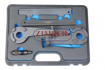 CAMSHAFT POSITION SENSOR & LOCKING TOOL FOR AUDI 4.2 V8 S4 CABRIO A6 QUATRO - ZR-36ETTS230 - ZIMBER TOOLS.