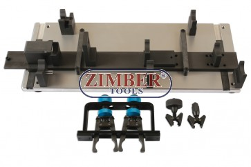 Camshaft Mounting Tool for VAG 4, 6 & 8 Cyl. TDI engines - ZT-04A1030 - SMANN TOOLS.
