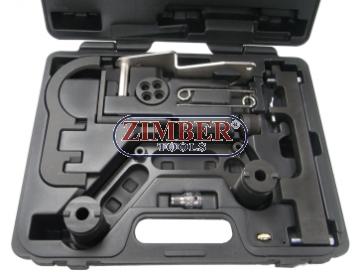 DIESEL ENGINE SETTING/LOCKING KIT- BMW MINI-1.6, 2.0,3.0- N47 N57- E81 E90 E60 E84 E83-ZT-04A2312 - SMANN-TOOLS.