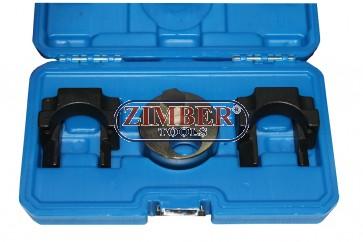 Diesel Engine Timing Chain Lock Tool Mercedes OM 651 CDI Sprinter W906 W176 W246, ZT-04A2197- SMANN TOOLS