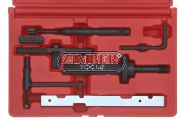 Diesel Engine Timing Kit - Ford 1.8 TDDi/TDCi - Chain Drive ,ZR-36ETTS29 - ZIMBER TOOLS.