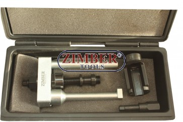 Diesel Injector Nozzle Extractor Set CDI engines 2.1 and 2.2L. Mercedes Benz.  ZR-36dines - ZIMBER TOOLS