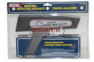 Digital Advance Timing Light With Tach/Dwell/Volt Tester, ZR-36DATL - ZIMBER-TOOLS