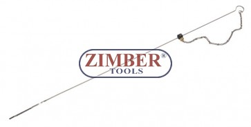 Engine Oil Dipstick For Audi A4, A5, A6  2.0L TFSI, 3.2L FSI, 4.2L FSI and 2010 S4 3.0L, 620mm (ZR-36TDOD) - ZIMBER-TOOLS