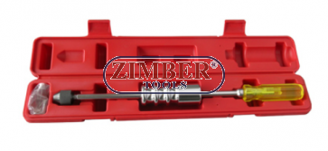 Dent Puller Attachment for Slide Hammer, ZR-36BFDP01 - ZIMBER TOOLS