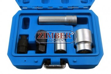 Drive Socket Set For Bosch Fuel Injection Pum 5pcs - ZR-36ICS01 - ZIMBER TOOLS.
