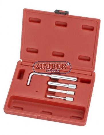 Engine Camshaft Crankshaft Timing Lock Tool /Mazda/, 1.4 1.6 2.0 TDCI Diesel , ZR-36ETTS35 - ZIMBER TOOLS.