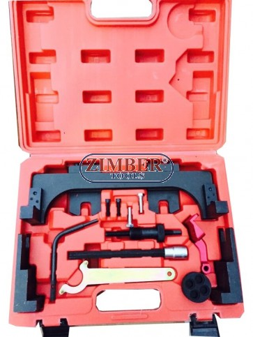 Engine Camshaft Timing Tool Set For BMW MINI B38 A15 A12 B48 A20 B58- ZT04A2292- SMANN TOOLS.