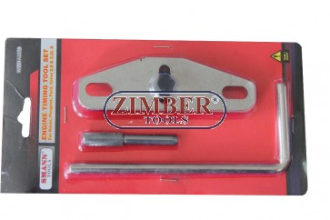 Engine Timing Tool Set  for Rover, Peugeot, Ford, Volvo 2.0, 2.2L D,ZT-04A2270- SMANN TOOLS