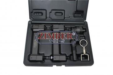 Engine Timing Tool Set for VAG - Audi, VW,  2.4 & 3.2 FSI  - ZR-36ETTS138 - ZIMBER TOOLS.