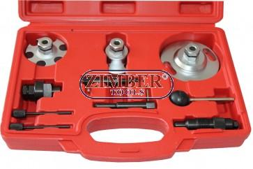 Engine Timing Tool Set VAG 2.7 & 3.0 TDi V6 -ZT-05194 - SMAN TOOLS.