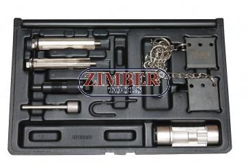Engine Timing Tools for -VAG 2.5 V6 TDI, ZR-36ETTS31 - ZIMBER-TOOLS.
