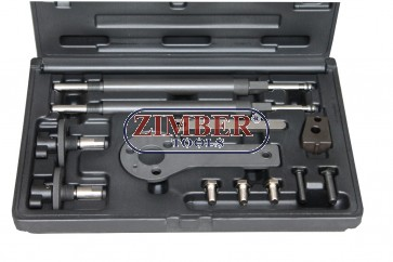 Petrol Engine Setting/Locking Kit - Alfa Romeo, Fiat, Lancia 1.2, 16v,1.4 16v, 1.4 T-Jet - Belt Drive- ZR-36ETTS177 - ZIMBER TOOLS