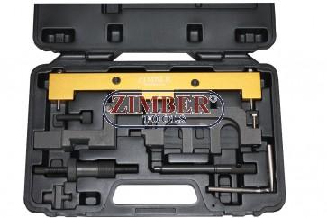 Engine timing tool set N42, N46, N46T - ZIMBER-TOOLS