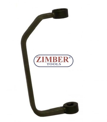 Crows Foot Oil Wrench Ford  PSA, 27mm, ZT-01B0267 - SMANN TOOLS.
