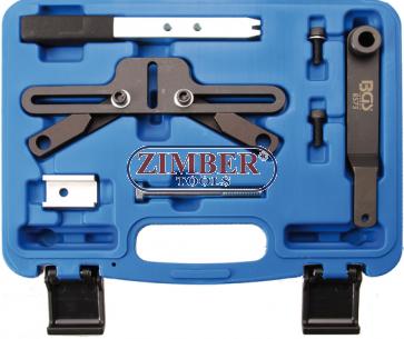 Flywheel Locking Tool Set | for BMW-8573 - BGS technic.