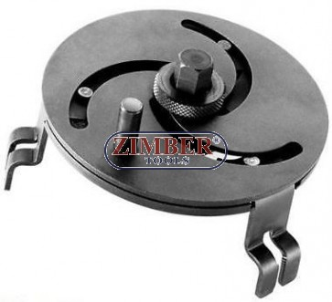 Fuel Tank Sender Wrench Adjustable 89mm-170mm - ZT-04A3067 - SMANN TOOLS.