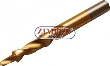 Step Drill for broken glow plug 9*5.5mm-ZR-36ST955 - ZIMBER-TOOLS