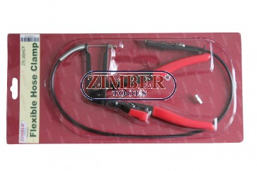 FLEXIBLE HOSE CLAMP FOR CLIP-R TYPE, ZR-36HCF - ZIMBER-TOOLS.