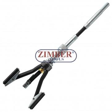 CYLINDER HONE Ø19mm To 62mm, ZT-04B4080 - SMANN TOOLS