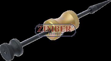 Injector Gasket Puller | 370 mm | Heavy Duty, 6959 - BGS technic.