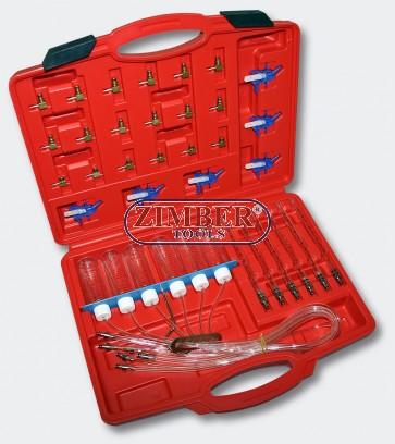 Diesel Injector Flow Test Kit Common Rail, ZT-04293 -SMANN TOOLS.