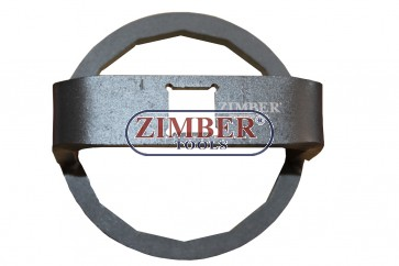 """Oil Filter Wrench 66mm/ 14P - Mitsubishi 1/2""""DR.- ZR-36OFW1220 - ZIMBER TOOLS."""