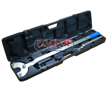 Petrol Engine Setting and Locking Tool Kit For VW, SKODA, SEAT 1.0 MPI  - ZR-36ETTS312 - ZIMBER TOOLS.