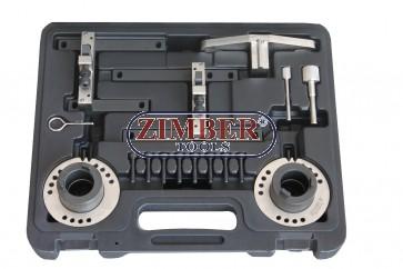 Petrol Engine Setting / Locking Kit Ford Focus C-Max B-Max Fiesta Transit 1.0 M1DD, 3-cil. Ecoboost- ZR-36ETTS241 - ZIMBER TOOLS